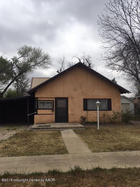 1308 5th Ave, Canyon, TX 79015 (#18-114084) :: Elite Real Estate Group