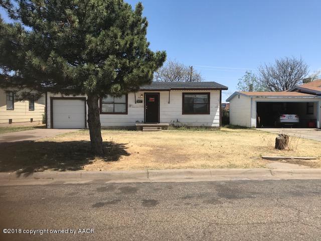 4611 Hughes St, Amarillo, TX 79110 (#18-114245) :: Big Texas Real Estate Group