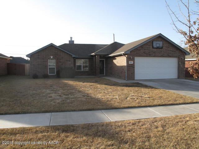 6106 Mercy Ct, Amarillo, TX 79118 (#18-114364) :: Elite Real Estate Group