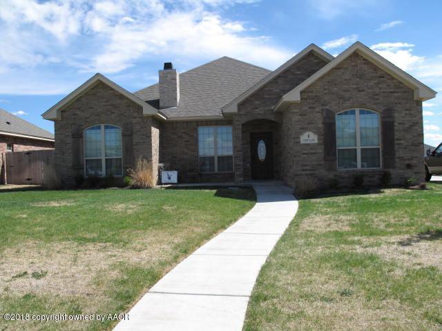 8 Cody Ln, Canyon, TX 79015 (#18-114447) :: Lyons Realty