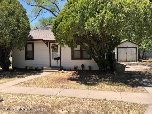 510 College St, Canyon, TX 79015 (#18-114451) :: Lyons Realty