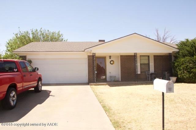 710 Foster Ln, Canyon, TX 79015 (#18-114576) :: Elite Real Estate Group