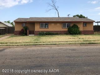 912 Harrington St, Borger, TX 79007 (#18-114725) :: Lyons Realty