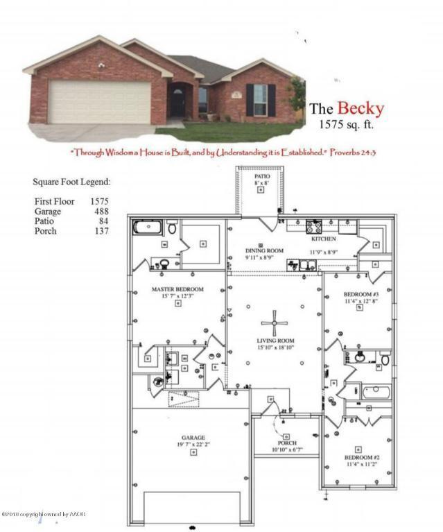 35 Nicci Ln, Canyon, TX 79015 (#18-114808) :: Lyons Realty