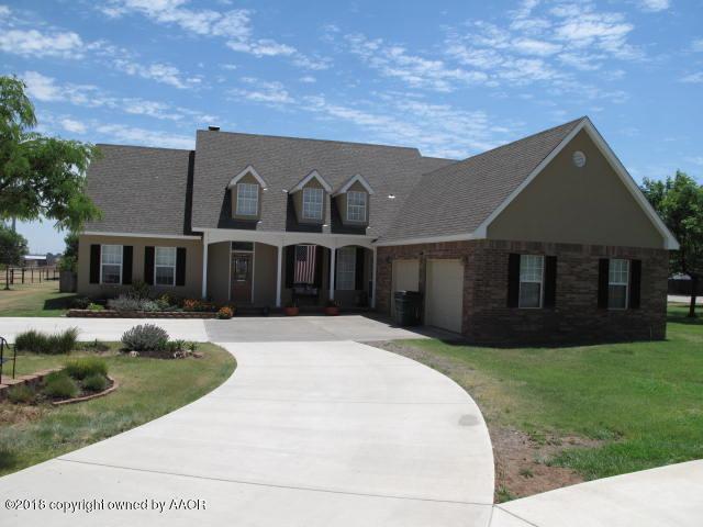 8951 Greyhawk Rd, Amarillo, TX 79119 (#18-115119) :: Edge Realty