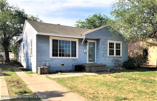 1608 48th Ave SW, Amarillo, TX 79110 (#18-115527) :: Gillispie Land Group