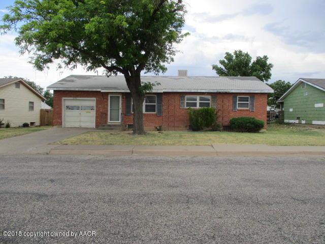2506 Orange St, Amarillo, TX 79107 (#18-115547) :: Elite Real Estate Group