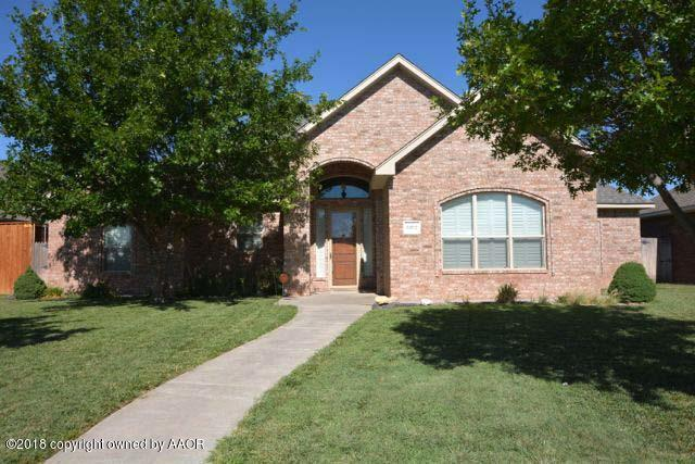 6102 Glenwood Dr, Amarillo, TX 79119 (#18-115621) :: Keller Williams Realty