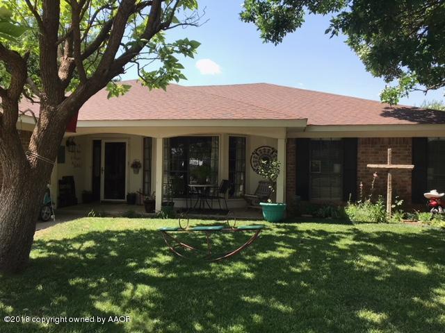 6602 Sandie Dr, Amarillo, TX 79109 (#18-115666) :: Keller Williams Realty