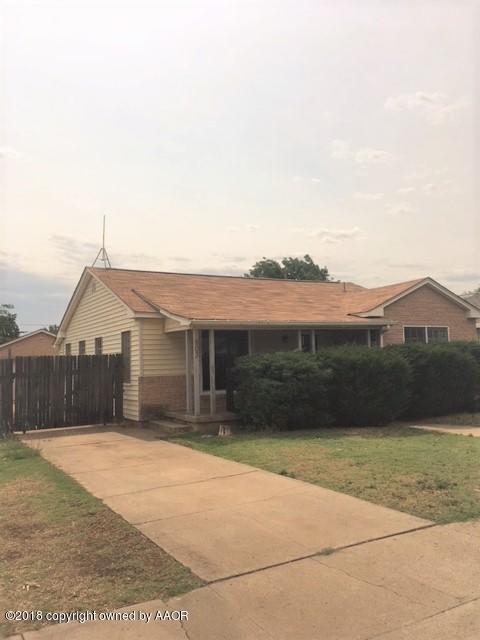 803 Belleview St, Amarillo, TX 79106 (#18-115691) :: Elite Real Estate Group