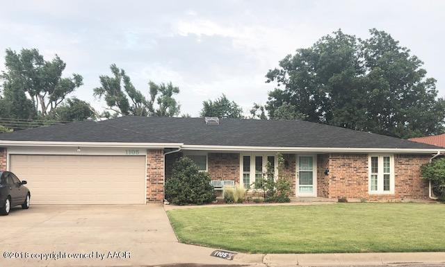 1105 Fordham S, Perryton, TX 79070 (#18-115923) :: Elite Real Estate Group