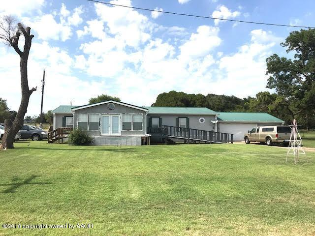 397 1st Street W, Dodson, TX 79230 (#18-115937) :: Elite Real Estate Group