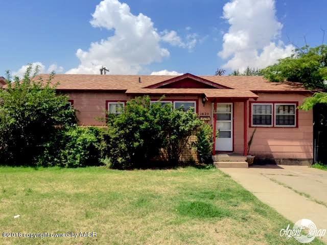 1625 Buntin St, Amarillo, TX 79107 (#18-116305) :: Elite Real Estate Group