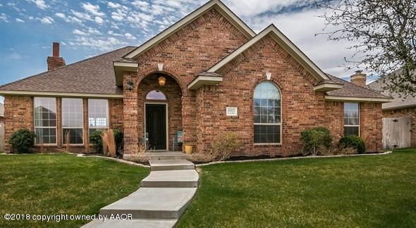 6913 Silverbell Ln, Amarillo, TX 79124 (#18-116424) :: Big Texas Real Estate Group