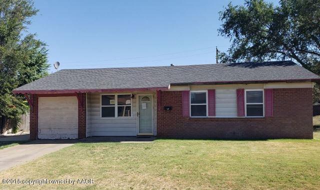 1203 Pecan St, Amarillo, TX 79107 (#18-116699) :: Edge Realty