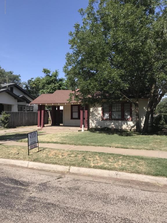 804 Alabama St S, Amarillo, TX 79106 (#18-116705) :: Gillispie Land Group