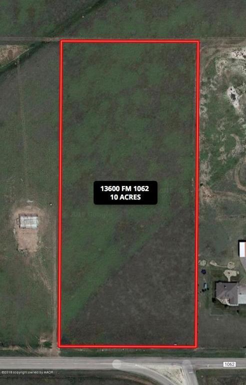 13600 FM 1062, Canyon, TX 79015 (#18-116749) :: Edge Realty