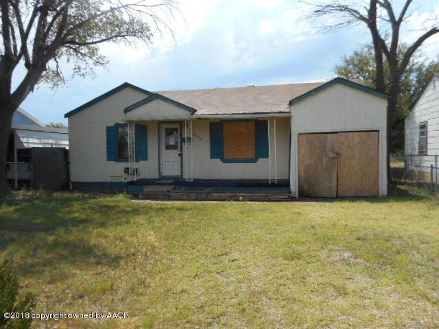 3612 23RD Ave, Amarillo, TX 79107 (#18-117014) :: Edge Realty