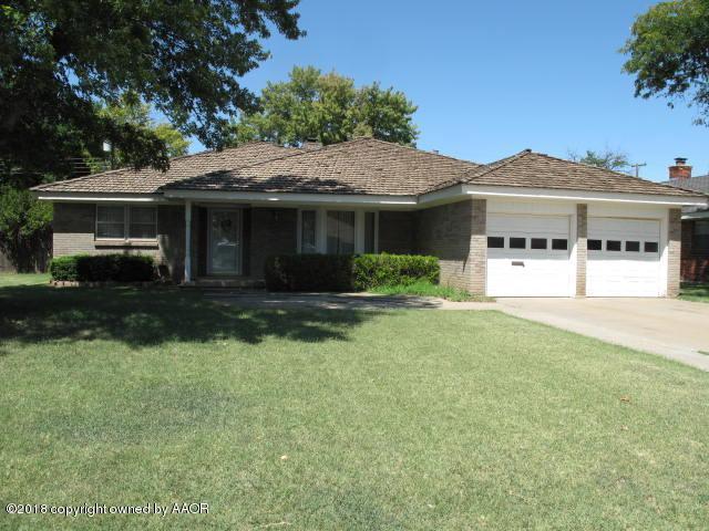 5106 Shawnee Trl, Amarillo, TX 79109 (#18-117018) :: Gillispie Land Group