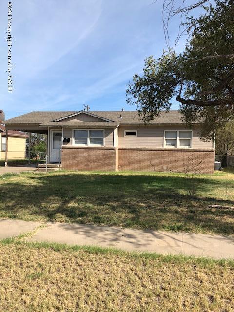 307 Almond Ave, Amarillo, TX 79107 (#18-117810) :: Edge Realty