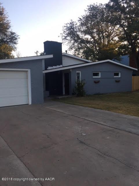 2419 10TH Ave, Canyon, TX 79015 (#18-117964) :: Keller Williams Realty