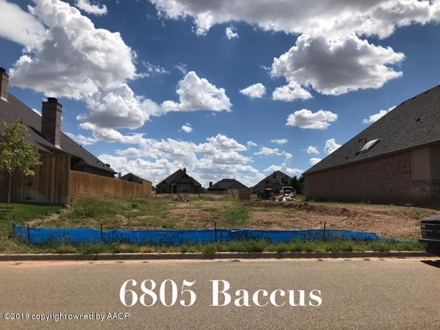 6805 Baccus Dr, Amarillo, TX 79124 (#18-117992) :: Edge Realty