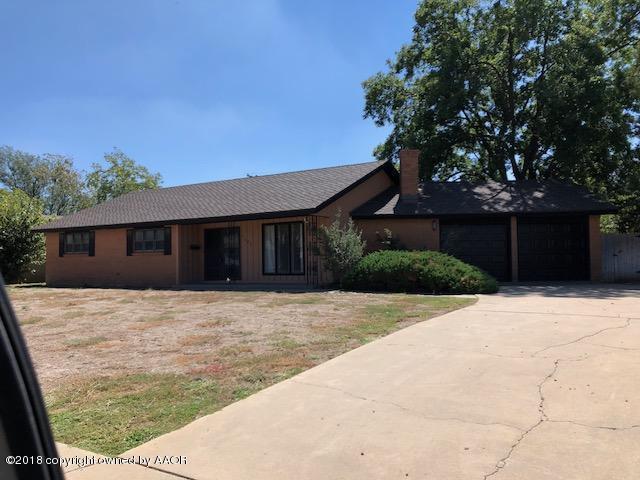 7007 Dreyfuss Rd, Amarillo, TX 79106 (#18-118090) :: Gillispie Land Group
