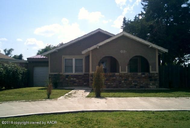 1002 Baylor St, Perryton, TX 79070 (#18-118329) :: Edge Realty