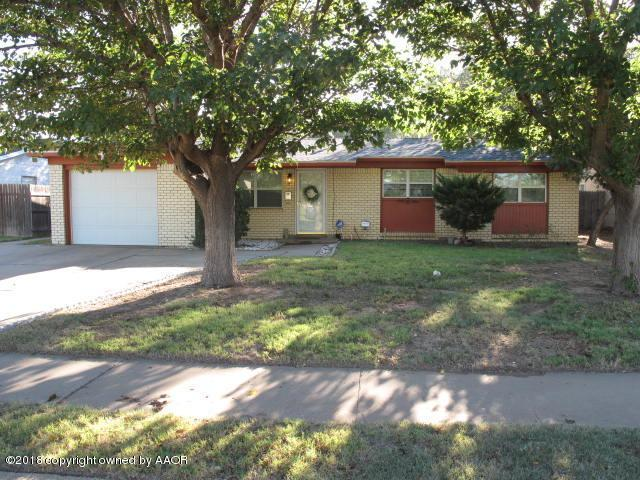 4905 Chisholm Trl, Amarillo, TX 79109 (#18-118361) :: Elite Real Estate Group