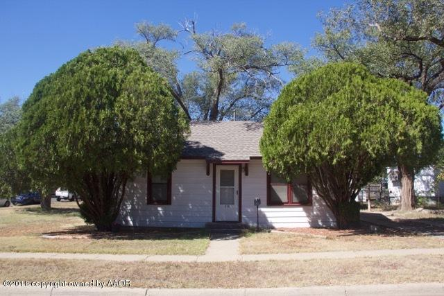 510 College St, Canyon, TX 79015 (#18-118572) :: Edge Realty