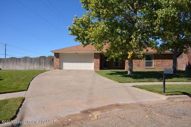 7006 Estacado Ln, Amarillo, TX 79109 (#18-118663) :: Edge Realty