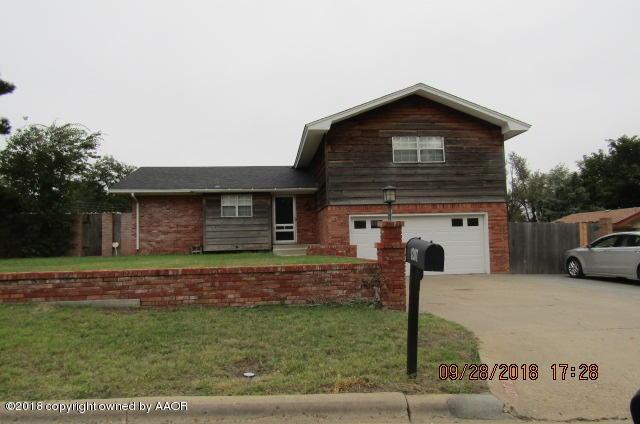 1207 Lee St, Borger, TX 79007 (#18-118674) :: Edge Realty