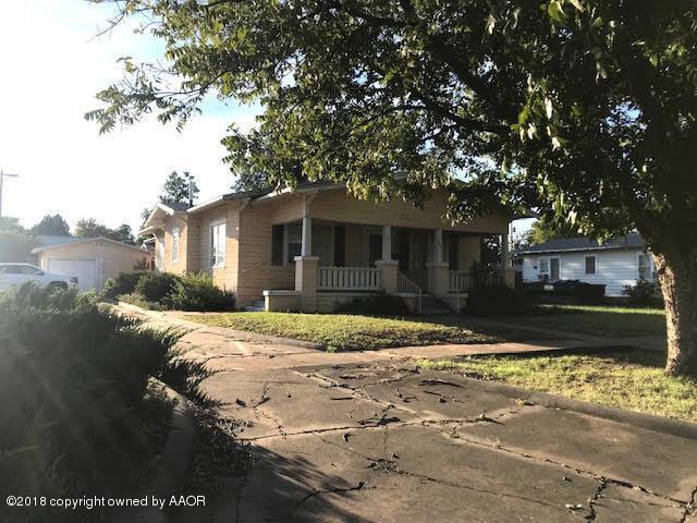 523 6th S, Memphis, TX 79245 (#18-118691) :: Edge Realty