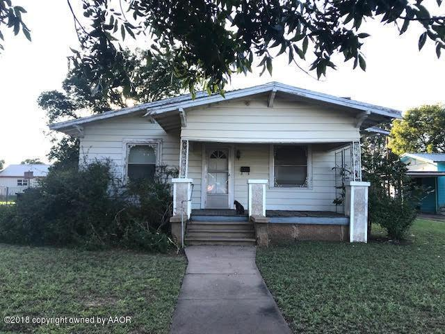 517 6th S, Memphis, TX 79245 (#18-118695) :: Edge Realty