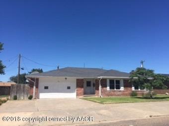 1110 Sw 9th Avenue, Perryton, TX 79070 (#18-118772) :: Elite Real Estate Group