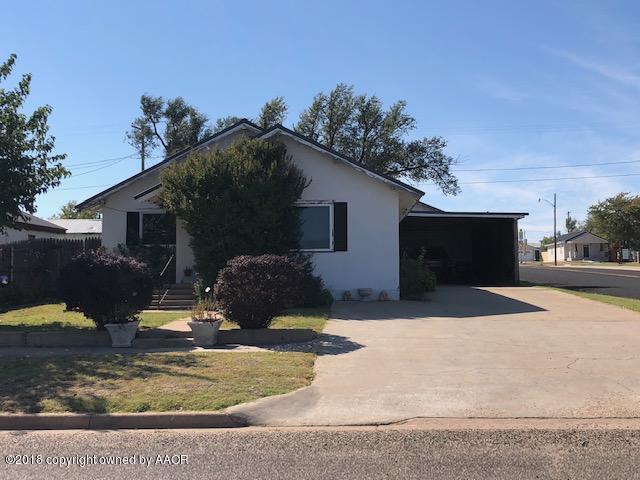 600 Davis Ave, Stinnett, TX 79083 (#18-118800) :: Elite Real Estate Group