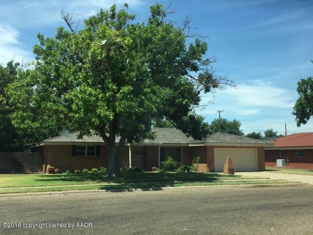 716 Gibner Dr., Spearman, TX 79081 (#18-118963) :: Elite Real Estate Group