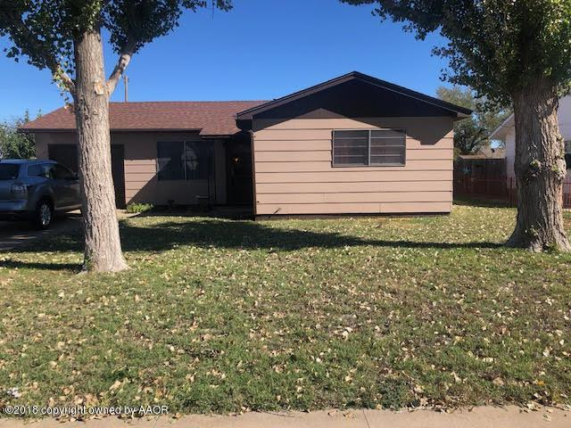 1013 Stuart Dr, Amarillo, TX 79104 (#18-119073) :: Elite Real Estate Group
