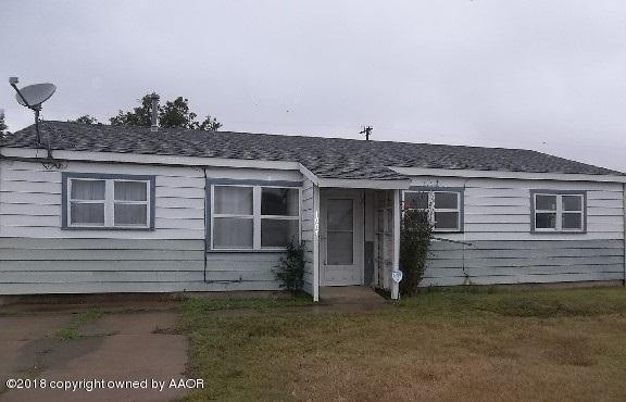 1005 Darby, Pampa, TX 79065 (#18-119181) :: Elite Real Estate Group