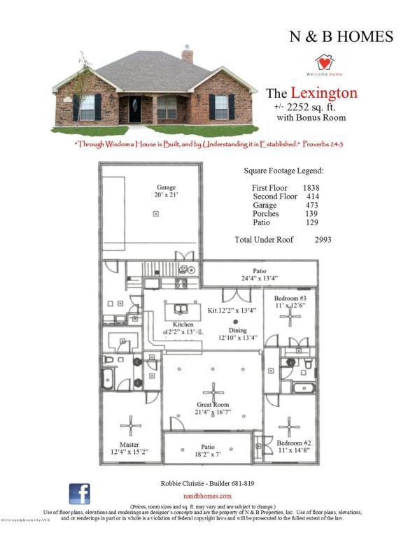 2906 Daytona Ave, Amarillo, TX 79118 (#18-119325) :: Elite Real Estate Group
