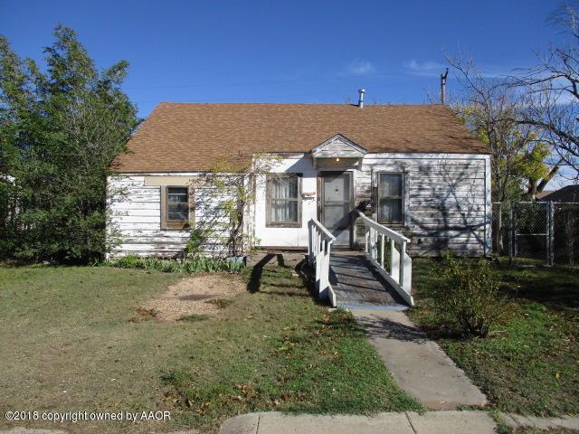 403 Georgia St S, Amarillo, TX 79106 (#18-119338) :: Elite Real Estate Group