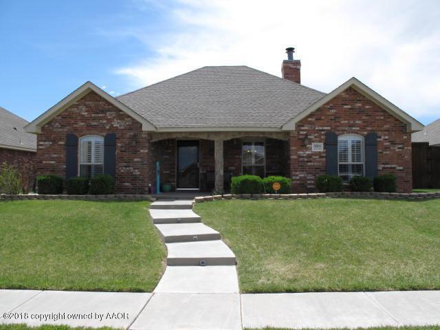 8104 Alexandria Ave, Amarillo, TX 79118 (#18-119358) :: Elite Real Estate Group