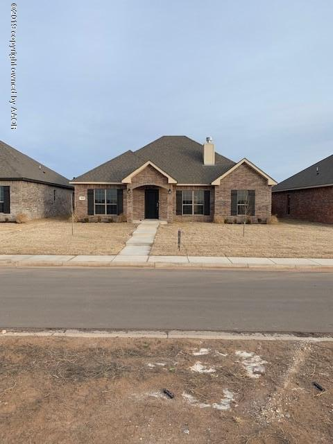 9502 Heritage Hills Pkwy, Amarillo, TX 79119 (#19-1345) :: Edge Realty