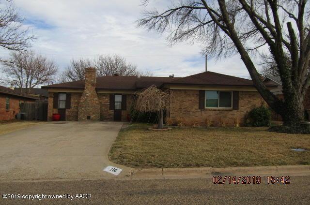 110 Avalon St, Borger, TX 79007 (#19-1395) :: Edge Realty