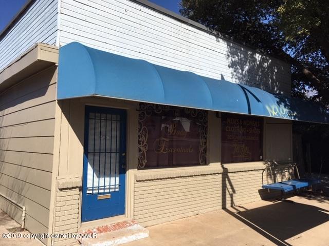 3614 6TH Ave SW, Amarillo, TX 79106 (#19-1407) :: Elite Real Estate Group