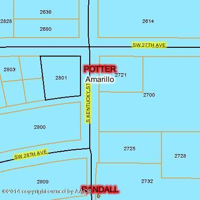 2801 27TH Ave, Amarillo, TX 79109 (#19-1965) :: Elite Real Estate Group