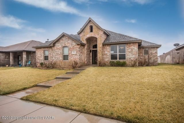 9813 Asher Ave, Amarillo, TX 79119 (#19-2123) :: Elite Real Estate Group