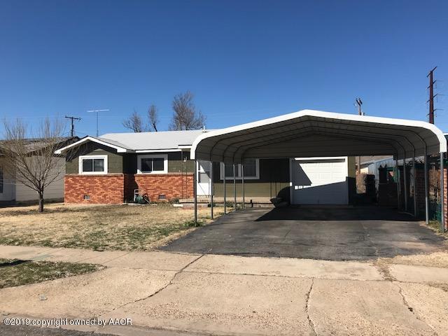 6 Kentucky, Perryton, TX 79070 (#19-2343) :: Elite Real Estate Group