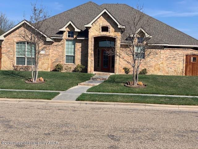 7720 Pinnacle Dr, Amarillo, TX 79119 (#19-2540) :: Edge Realty