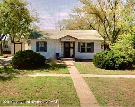 1004 6th Ave, Canyon, TX 79015 (#19-3463) :: Elite Real Estate Group